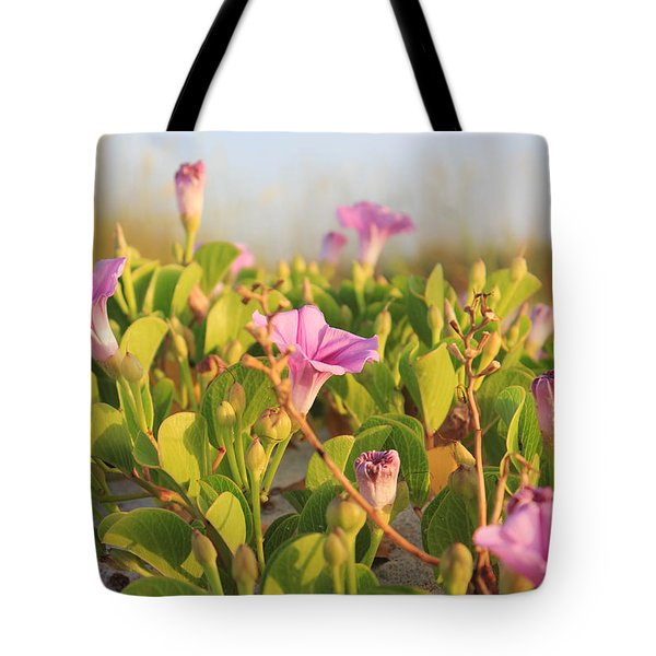 Tote Bag featuring the photograph Magic Garden by LeeAnn Kendall