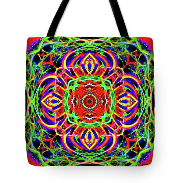 Magic Gate Tote Bag