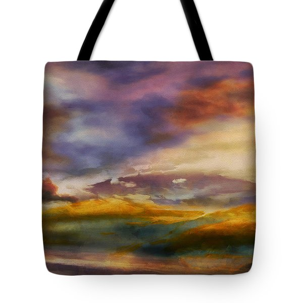 Magic Hour IIi Tote Bag