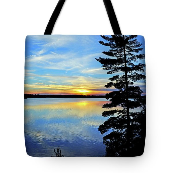 Magic Hour Tote Bag by Keith Armstrong