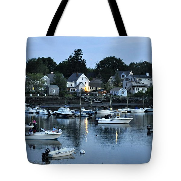 Magic Hour Mhp Tote Bag by Jim Brage