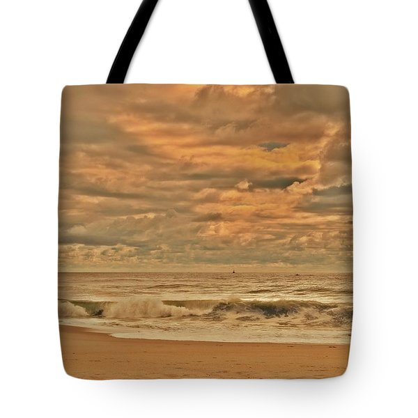 Magic In The Air - Jersey Shore Tote Bag