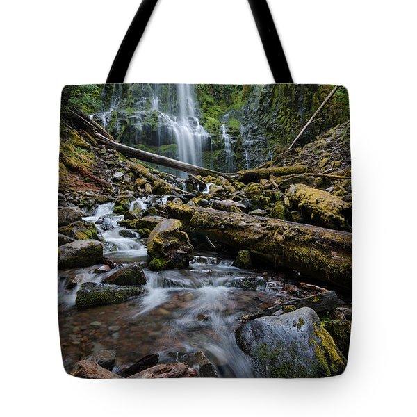Magic In The Rainforest Tote Bag
