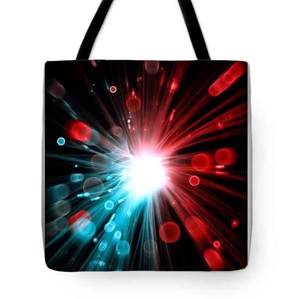 Magic Lights Tote Bag