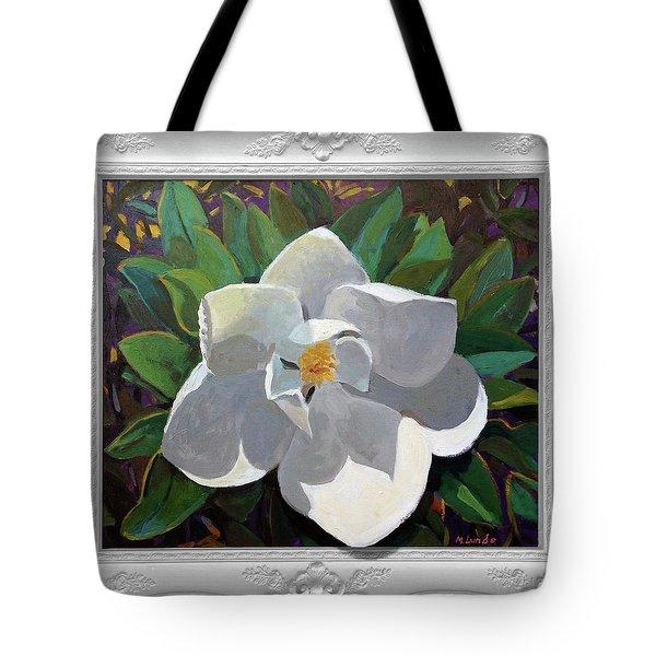 Magic Magnolia Tote Bag