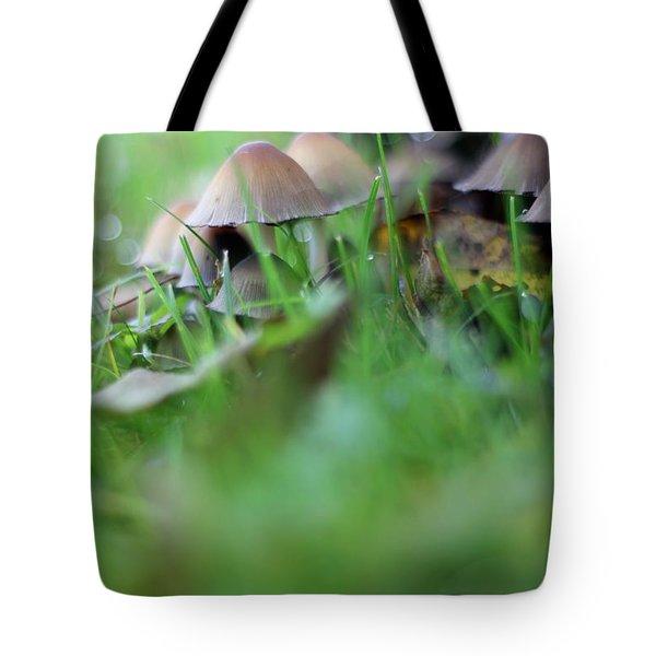 Magic Mushrooms 2 Tote Bag