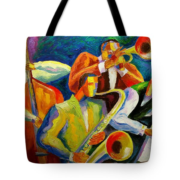 Magic Music Tote Bag