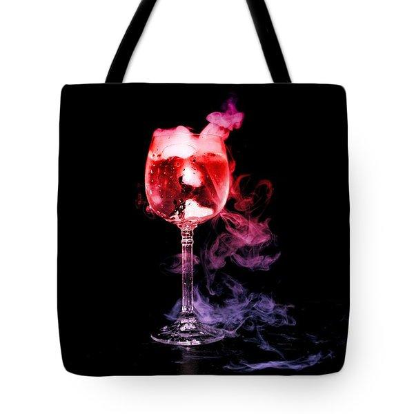 Magic Potion Tote Bag by Alexander Butler