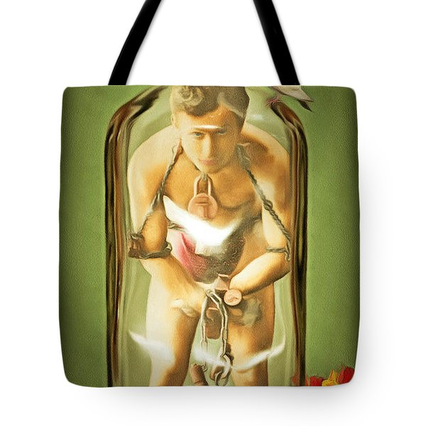 Magic Potion Number 9 Patent Pending 20140922 Tote Bag by Home Decor