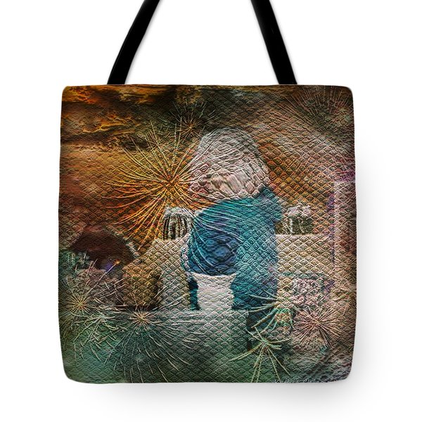 Tote Bag featuring the photograph Magic Shop by Kathie Chicoine