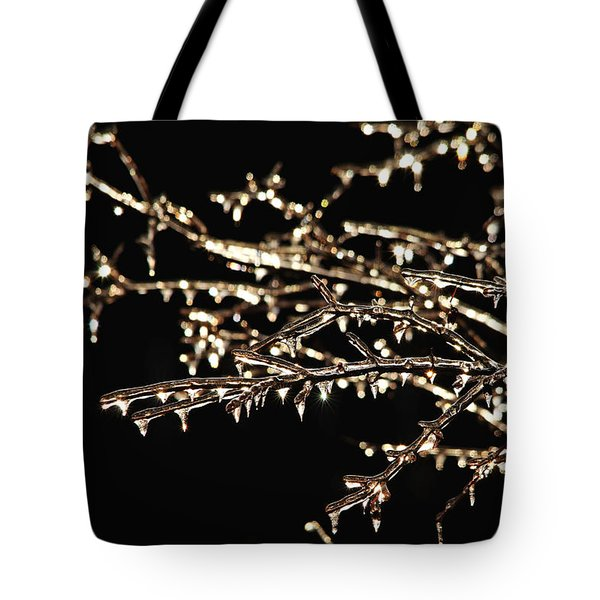 Magic Show Tote Bag by Debbie Oppermann