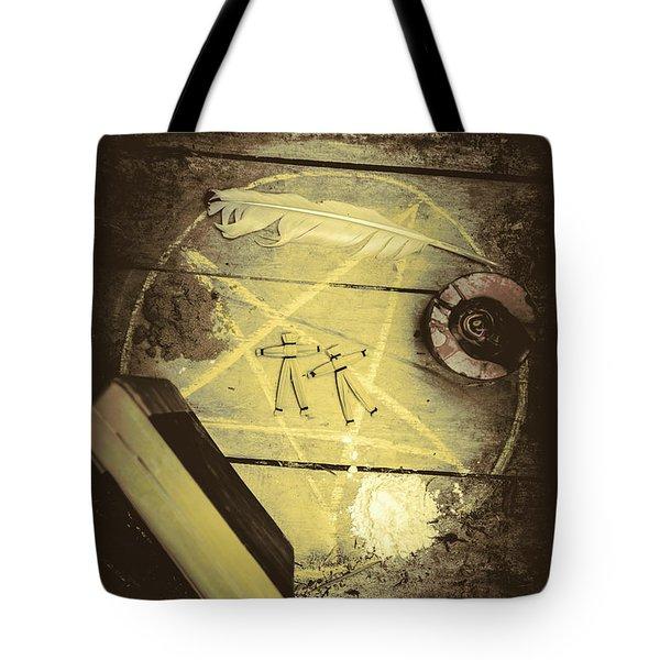 Magic Spells Tote Bag