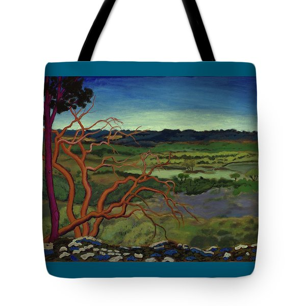 Magic Trees Of Wimberley Tote Bag