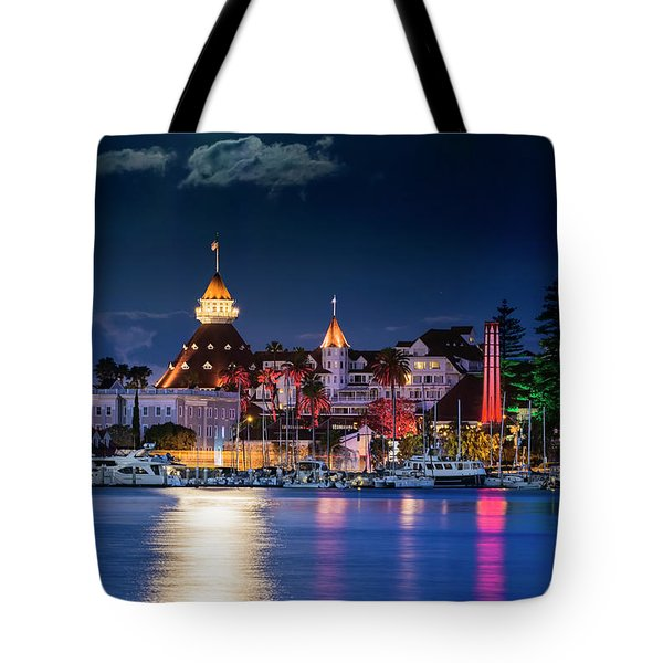Magical Del Tote Bag