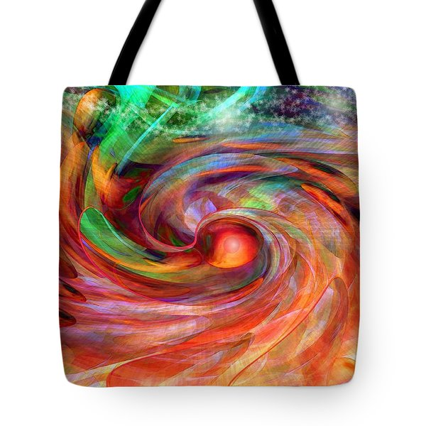 Magical Energy Tote Bag