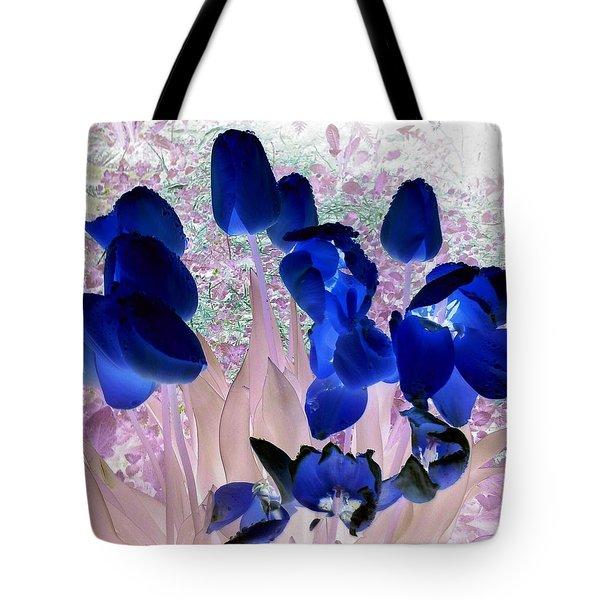 Magical Flower I I Tote Bag