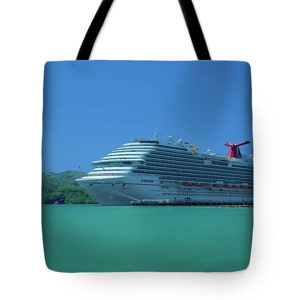 Magical Getaway Tote Bag
