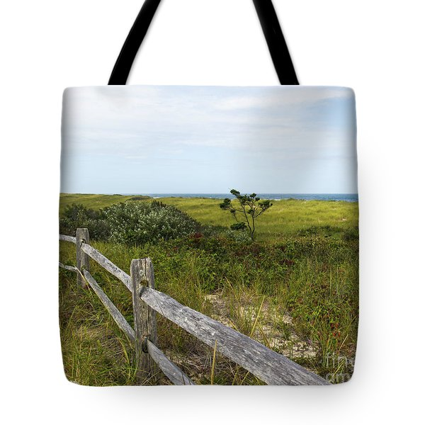 Tote Bag featuring the photograph Magical Landscape by Michelle Wiarda