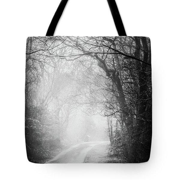 Magical Light Of Dawn Tote Bag