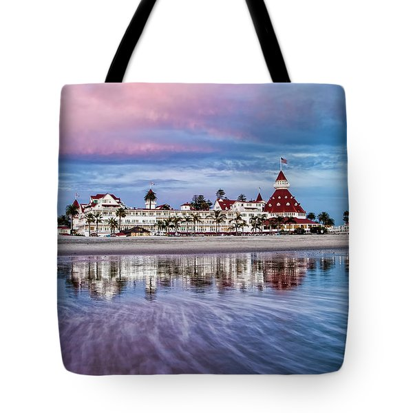 Magical Moment Horizontal Tote Bag