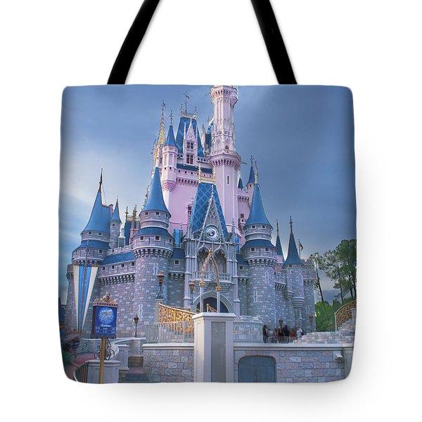 Magical Moments Tote Bag