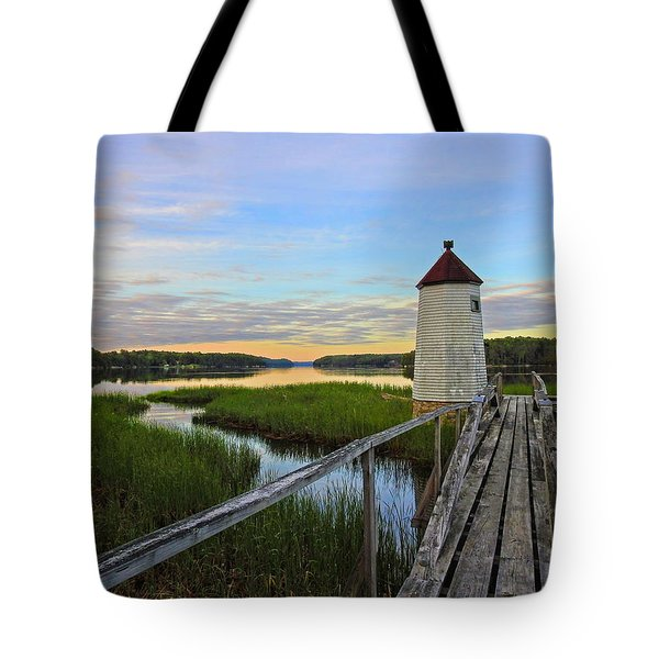 Magical Morning Musings Tote Bag