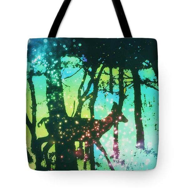 Magical Nature Tote Bag