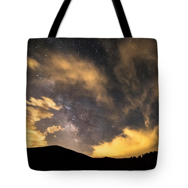 Magical Night Tote Bag by James BO Insogna