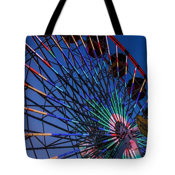 Magical Tote Bag by Robert Hebert