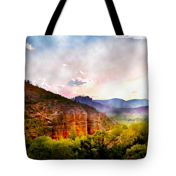 Magical Sedona Tote Bag