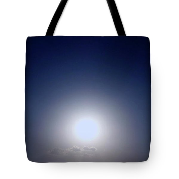 Magical Sunset In Africa Tote Bag