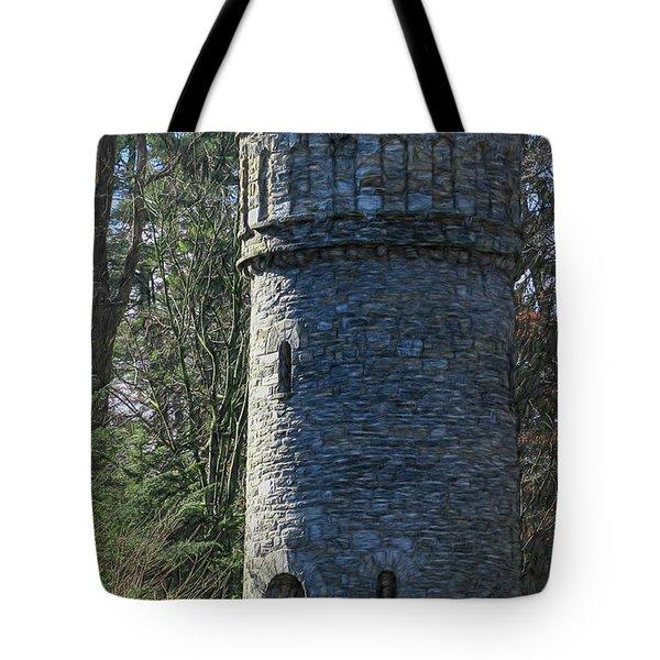 Magical Tower Tote Bag