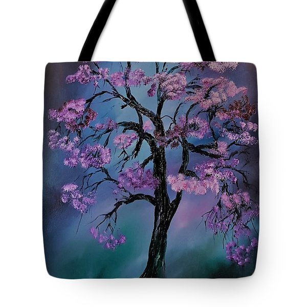 Magical Tree                  66 Tote Bag