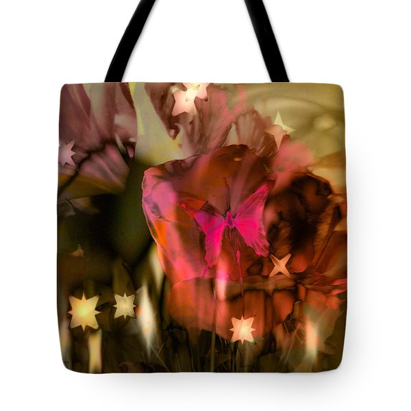 Tote Bag featuring the photograph Magical Wonderland by Gerlinde Keating - Galleria GK Keating Associates Inc