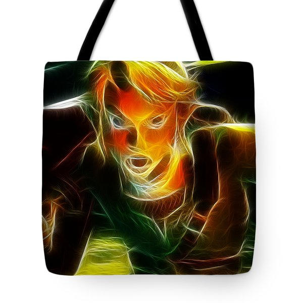 Magical Zelda Link Tote Bag