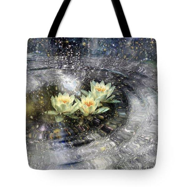 Magick Ripples Tote Bag