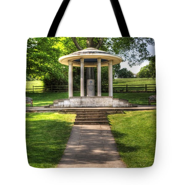 Magna Carta Memorial Tote Bag