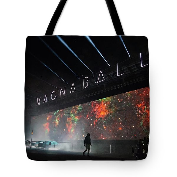 Magnaball Festival Tote Bag