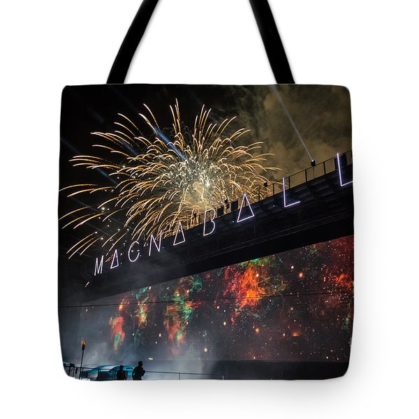 Magnaball Finale Tote Bag