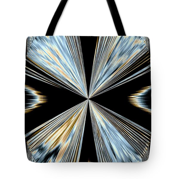 Magnetism 2 Tote Bag by Will Borden