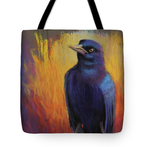 Magnificent Bird Tote Bag