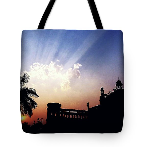 Magnificent Sky  Tote Bag