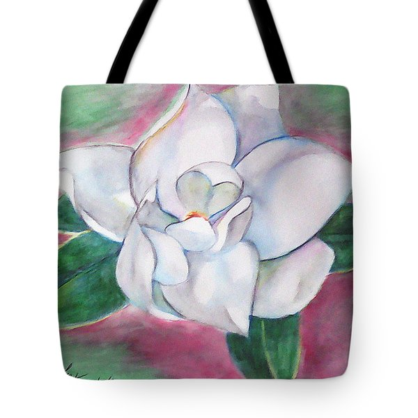 Magnolia 2 Tote Bag by Loretta Nash
