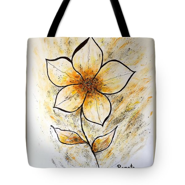 Magnolia Art-flower Tote Bag