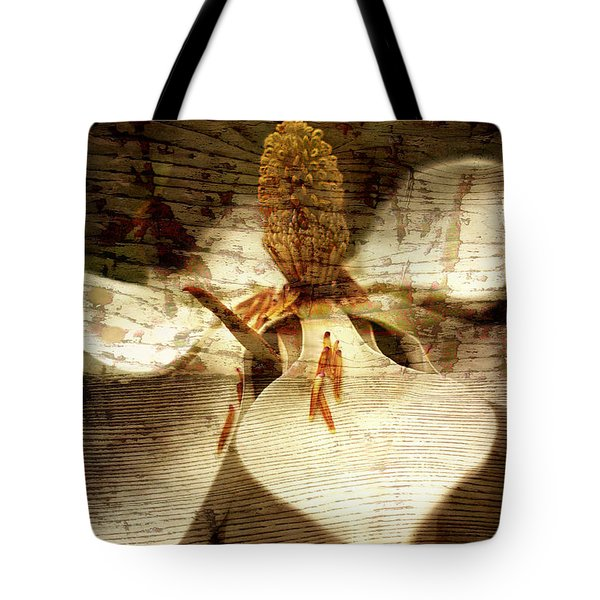 Tote Bag featuring the photograph Magnolia Bliss by Suzanne Powers