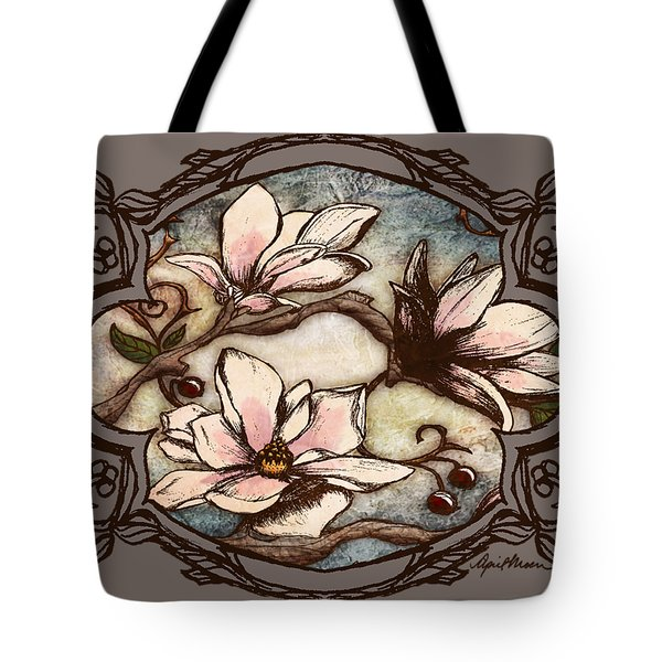 Magnolia Branch II Tote Bag