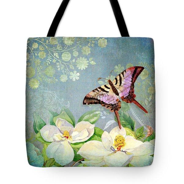 Magnolia Dreams  Tote Bag