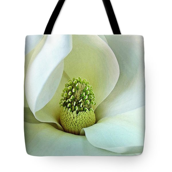 Magnolia Grandiflora 3 Tote Bag by Deborah Smith
