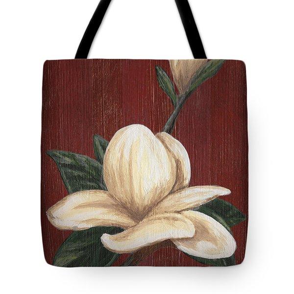 Magnolia I Tote Bag