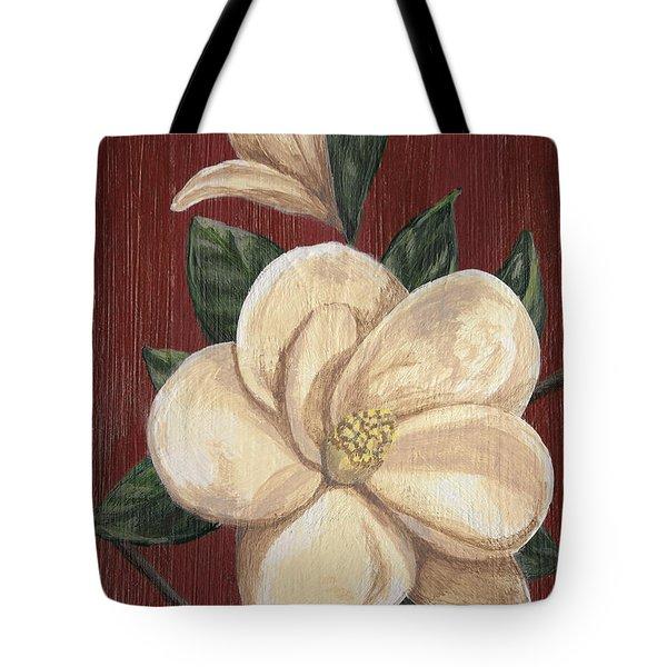Magnolia II Tote Bag